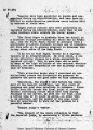 FBI Report on Gov. Orval Faubus' Speech on Federalization of Arkansas National Guard