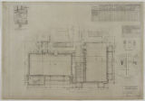 Chelsea Heights School, Addition / Alterations, First Floor Plan