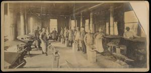 Blacksmithing, Class