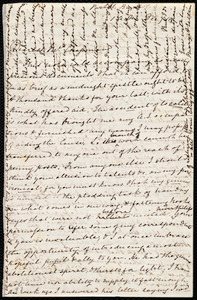 Letter from Mary Anne Estlin, Park St., Bristol, [England], to Maria Weston Chapman, Dec. 9, 1853