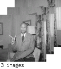 Thumbnail for First African American Assistant to the President--Hotel Saint Francis