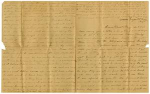[Letter from Laura Jernigan to Cousin Charles and Mary Moore, December 9, 1883] Charles B. Moore Family papers, 1832-1917