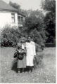 Annette Dunham with Loved One