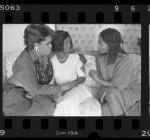 Oprah Winfrey, Akosua Busia and Margaret Avery, 1986