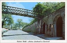 Factors' Walk - Historic Landmark in Savannah