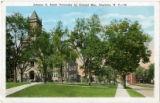 Johnson C. Smith University for colored men, Charlotte, NC