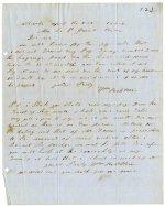 Correspondence - Letter book Volume II