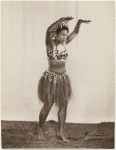 Pearl Prymus in the stage production Show Boat