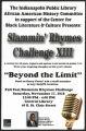Slammin' Rhymes Challenge XIII