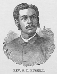 Rev. S. D. Russell