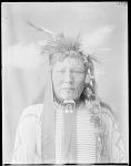 Dakota man, Little Soldier. U. S. Indian School, St Louis, Missouri 1904