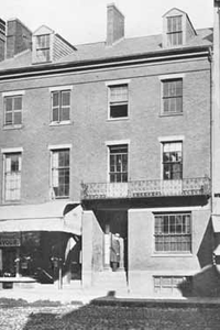 Home of Wendell Phillips