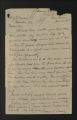Correspondence, Reports, and Minutes. World War I. Correspondence with Soldiers and Secretaries in France, 1918-1919. (Box 2, Folder 5).
