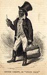 George Christy (ne Harrington) as Julius Crow