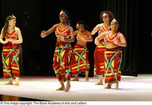 Weekend Festival of Black Dance Photograph UNTA_AR0797-182-036-1030