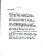 Annie L. McPheeters - Biographical Items