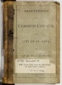 Proceedings of the Common Council of the City of St. Paul From April 9th, 1872 to January 6th, 1874