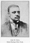 John H. Deyo; Grand Master of New York