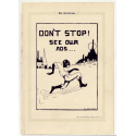 Don't stop! See our ads