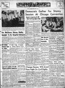 Memphis World, 1952 July 18th