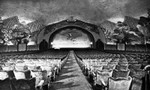 Interior view of the Avalon Theatre and stage