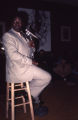 B.B. King, performances at Yale and in Boston, 1977. (Box 93)