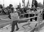 Anti-busing rally
