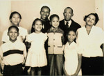 The Swait Family in Banning, California