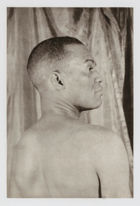 "Bill ""Bojangles"" Robinson, from the portfolio 'O, Write My Name': American Portraits, Harlem Heroes"