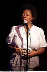 [Poets 'n Jazz Photograph UNTA_AR0797-170-014-0776] Poets 'n Jazz Poets 'n Jazz Number 3]