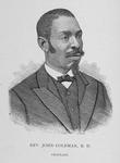 Rev. John Coleman, B. D., Chaplain