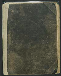 Minute book, 1850-1865 (Olive Chapel Baptist Church, Apex, N.C.)