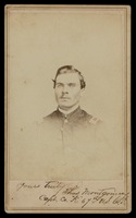 Thomas Montgomery, Capt., Co. K, 67th U.S.C.I.