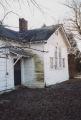 Durham's Chapel School: entranceway