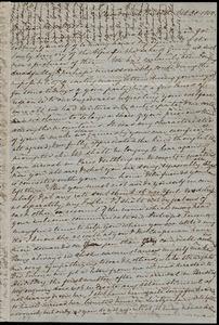 Letter from Mary Anne Estlin, Clevedon near Bristol, [England], to Caroline Weston, Oct. 30, 1850