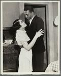 Frauline Alford and Maurice Ellis smiling