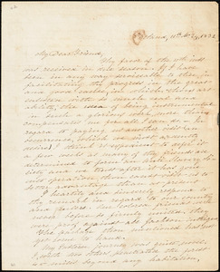 Letter from Nathan Winslow, Portland, [Maine], to William Lloyd Garrison, 1832 [November] 24