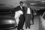 Clarence Mitchell and I. DeQuincey Newman