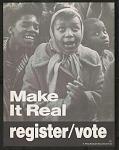 Make It Real - Register/Vote