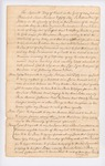 Thumbnail for Last Will & Testament of Andrew Neal of Kittery, 1756