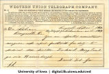 Thumbnail for Bean family letters, 1862-1863