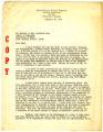 Benjamin E. Carmichael correspondence with Dr. Herbert Wey, 1965 February 26