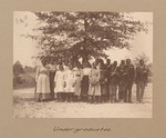 "Social Settlements: United States. Alabama. Calhoun. ""Calhoun Colored School"": Agencies Promoting Assimilation of the Negro. Calhoun Colored School, Calhoun, Ala.: Undergraduates."