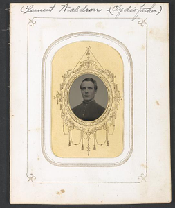 Thumbnail for Clement Waldron (Clyde's father)