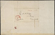 Letter to] My dear brother Phelps [manuscript