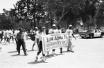 Fraternity at Black Family Reunion, Los Angeles, 1989