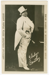 Gladys Bentley: America's Greatest Sepia Player--The Brown Bomber of Sophisticated Songs