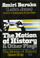 The Motion of History & Other Plays