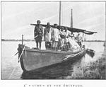 """L'""""Aube"""" et son équipage"""