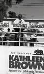 California Democratic Party campaign event, Los Angeles, 1994